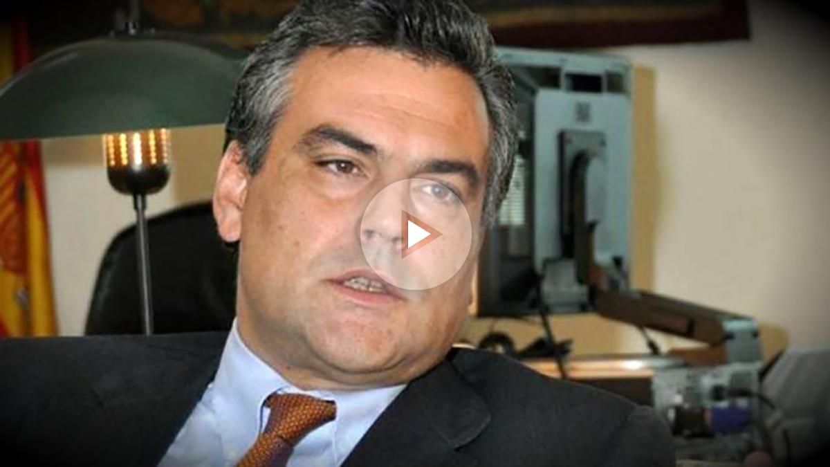 Jesús Silva Fernández, embajador de España en Venezuela.