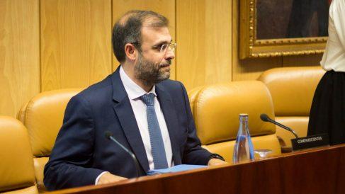 Arturo Canalda, ex directivo del Canal de Isabel II.