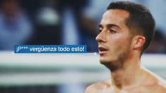 Lucas, tras la eliminación del Leganés (GolTV)