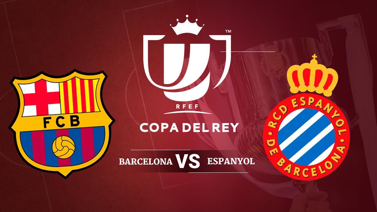Resultado, resumen y goles del Barcelona vs Espanyol.