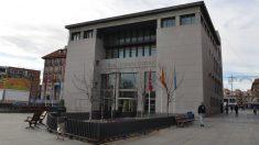 Sede del Ayuntamiento de Leganés.
