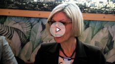 La eurodiputada de ALDE Beatriz Becerra, en la Tertulia Zeta '¿Ha vuelto el independentismo a Cataluña?' (Foto y vídeo: E. Falcón)