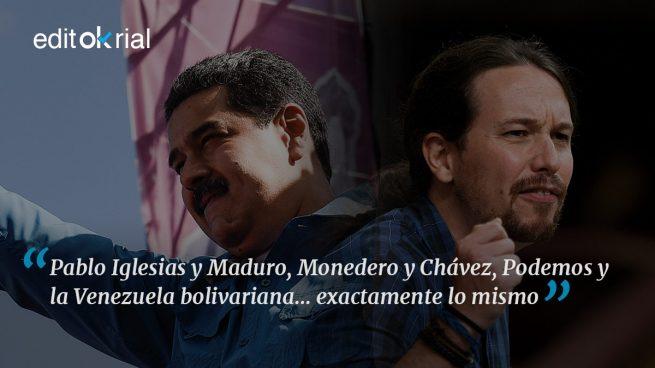 Podemos: una franquicia del chavismo