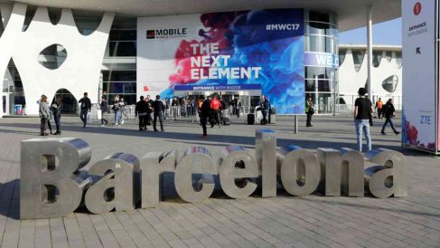 Mobile World Congress 2018.