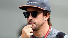 Fernando Alonso ha confirmado su deseo de participar en las 24 horas de Le Mans, aunque cifra tan solo en un 50% sus posibilidades de tomar parte en la carrera esta temporada. (Getty)
