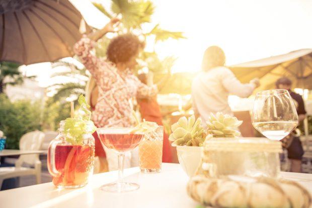 claves para organizar una fiesta ibicenca - Decoracion Fiesta Ibicenca