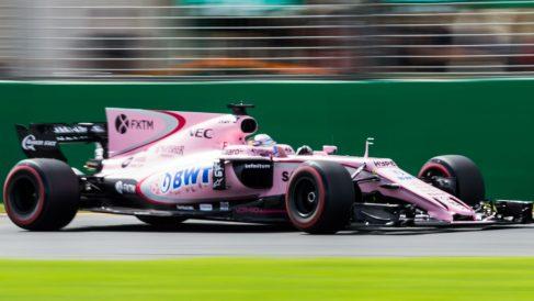 El nombre de Force India tiene las horas contadas en la Fórmula 1, y es que de cara a la temporada que comienza en marzo el equipo prepara una serie de importantes novedades que afectan incluso a su denominación oficial. (Getty)