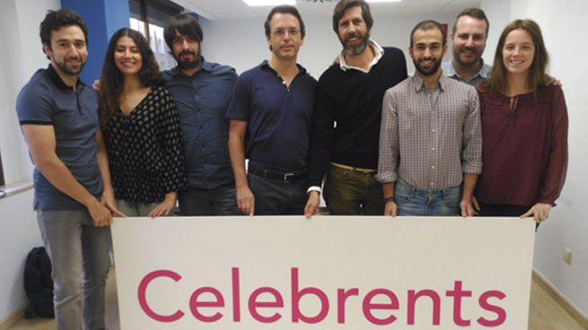 startup- Celebrents