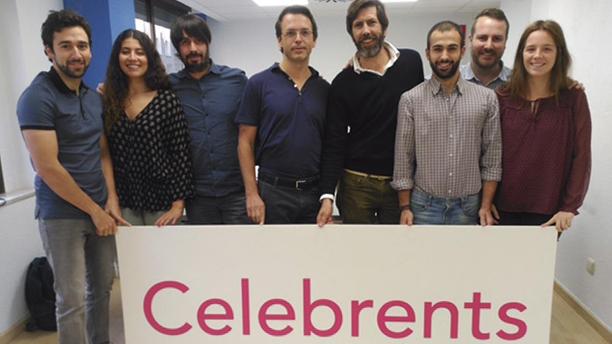 Celebrents, la 'startup' que pone a golpe de click la organización de una boda, un jet privado o contratar un Dj (Foto:Celebrents)
