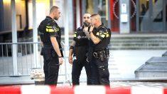 Agentes de la policía holandesa (Foto: AFP).
