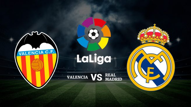 Valencia vs Real Madrid  Horarios-valencia-vs-madrid-liga-santander-655x368