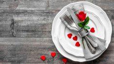 Vive la cena más romántica con nuestra selección de restaurantes.