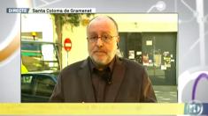 El ex diputado de ERC y ex presidente de la Fundación Nous Catalans del PDeCAT, Àngel Colom.