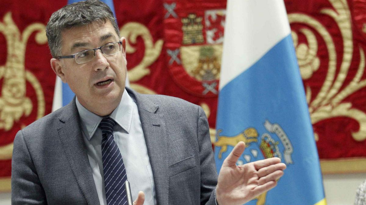 El presidente de las Cortes Valencianas, Enric Morera (Compromís). (Foto: EFE)