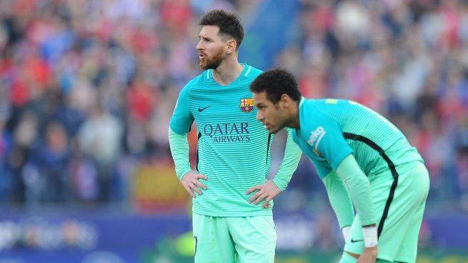 Messi no echa de menos a Neymar: «Sin él tenemos más equilibrio»
