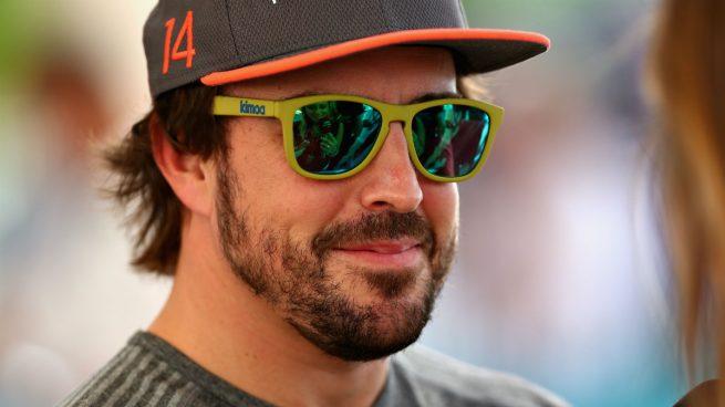 """Fernando Alonso: """"He disfrutado muchísimo"""""""