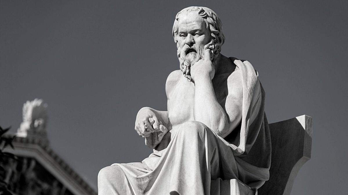 Sócrates, gran filósofo griego