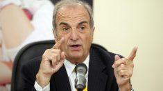 El vicepresidente de CEOE y presidente de la patronal catalana, Joaquim Gay de Montellà. (Foto: EFE/Alejandro BolÌvar)
