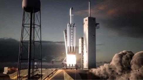 Todo está listo para la nueva aventura de SpaceX
