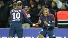 Y esto a 701: PSG ganará, Neymar marcará el primer gol del partido y cada equipo sacará más de tres córners en cada tiempo. (Getty)