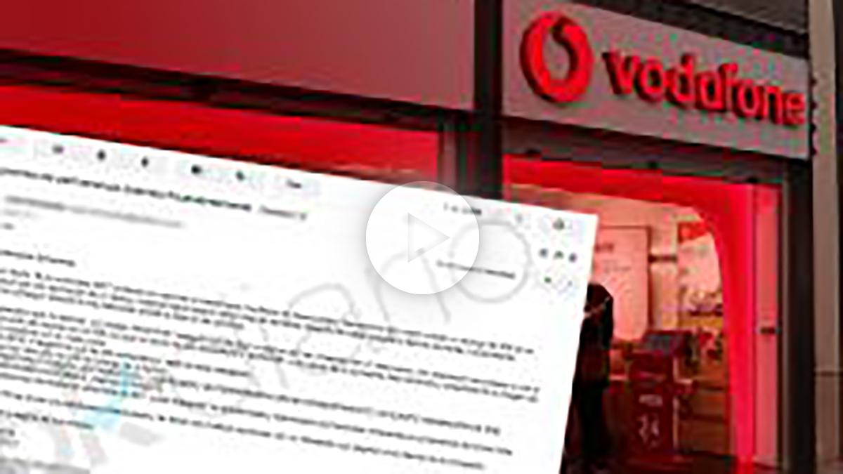 Vodafone.