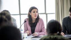 Irene Montero, portavoz de Unidos Podemos en el Congreso de los Diputados. (Foto: Podemos)