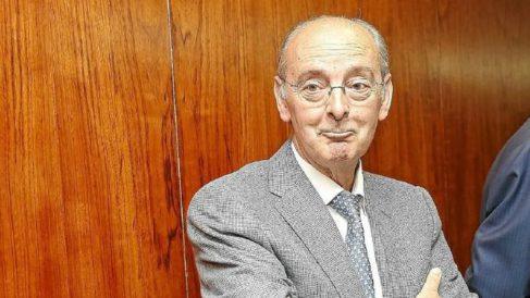 Luis Alberto Samaniego, ex jefe de Mantenimiento del Ayuntamiento de Valladolid.