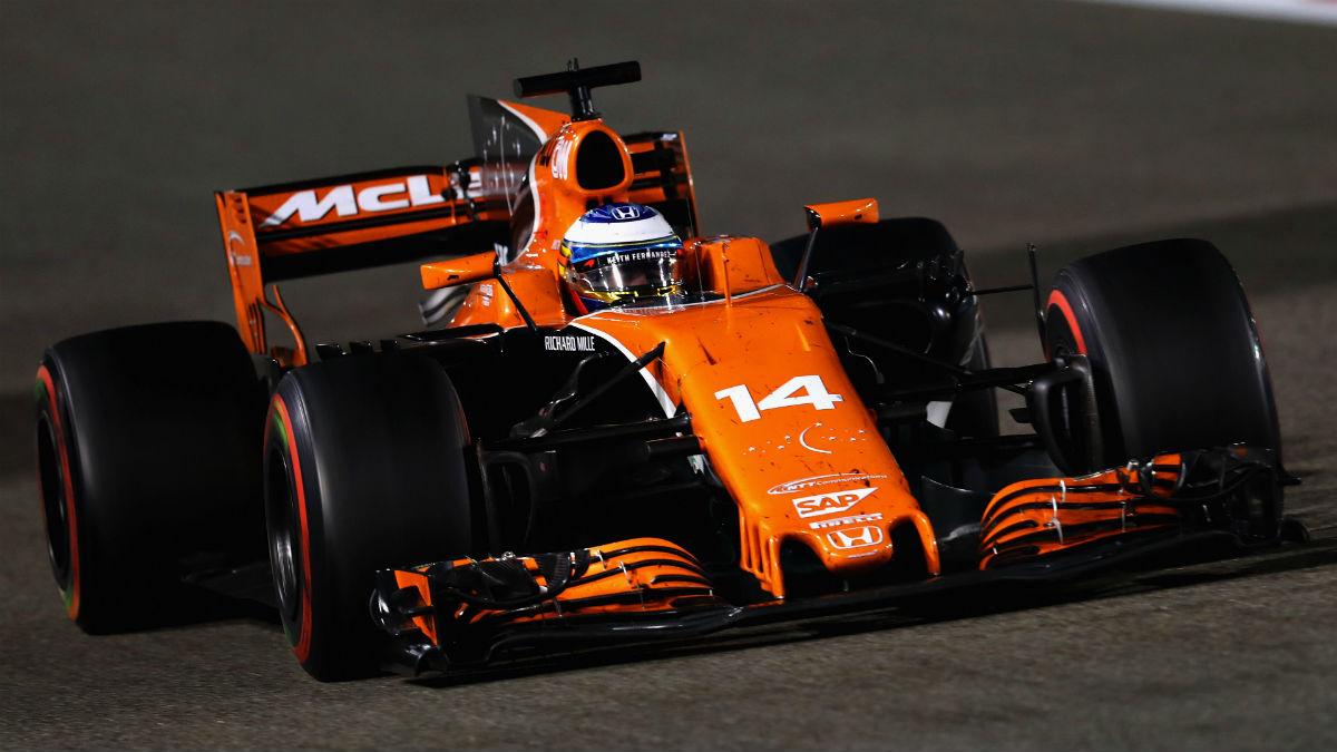 El desembarco de Renault en McLaren ha hecho que el optimismo se dispare en las filas del equipo de Fernando Alonso, que espera por fin volver a los puestos de cabeza de la parrilla tras tres años lamentables al lado de Honda. (Getty)