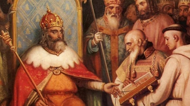 Carlomagno, biografia del gran emperador carolingio