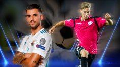 Dani Ceballos y Marcos Llorente son dos de las estrellas emergentes del Real Madrid.