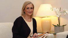 La presidenta regional, Cristina Cifuentes. (Foto: Comunidad)
