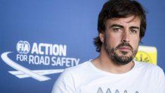 Fernando Alonso tiene un 2018 muy ambicioso por delante.