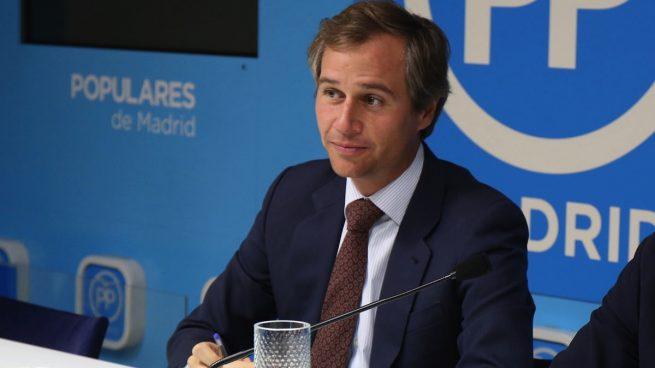 Antonio González Terol, alcalde de Boadilla del Monte