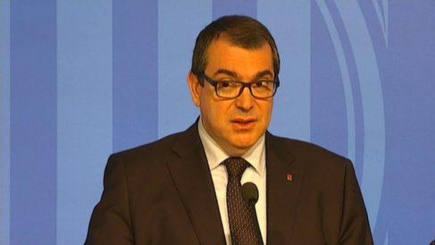 Jordi Jané, ex conseller de Interior de la Generalitat.