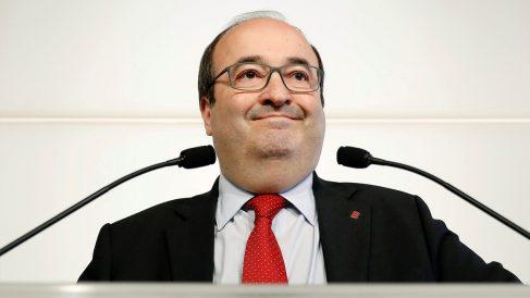 Miquel Iceta, primer secretario del PSC. (Foto: EFE) | Noticias de última hora Cataluña