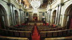 Parlament de Cataluña. (Foto: EFE)