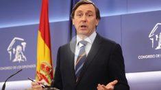 Rafael Hernando, portavoz del PP en el Congreso. (Foto: PP)