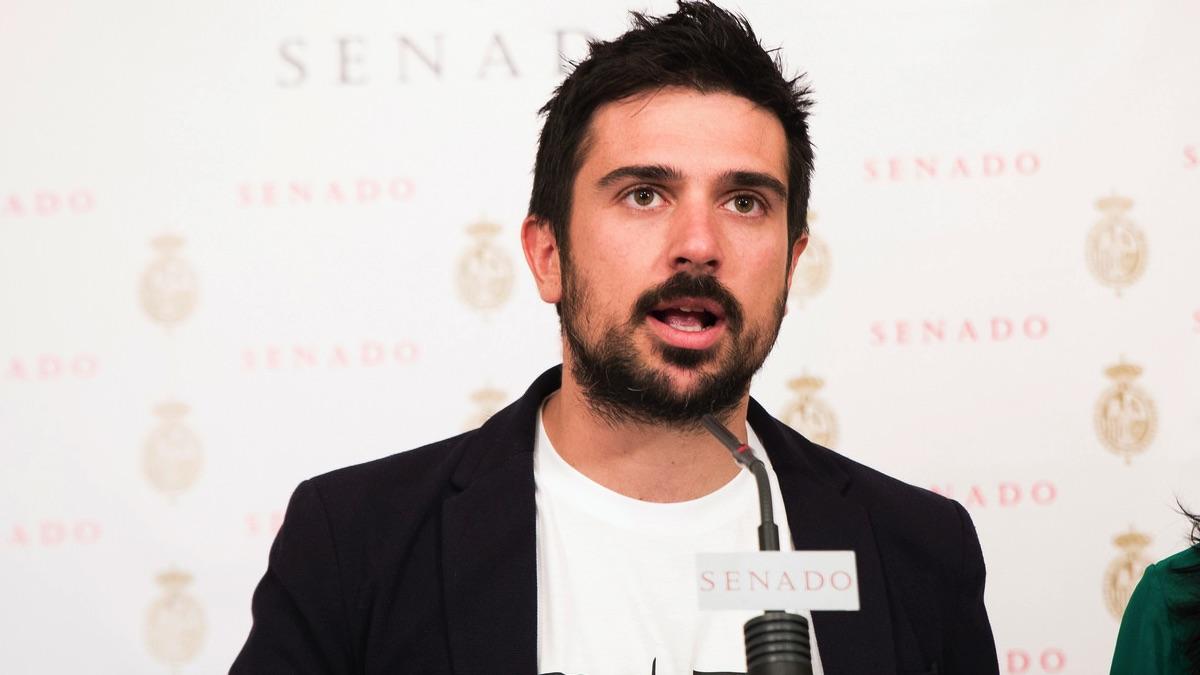 Ramón Espinar, líder de Podemos Madrid.