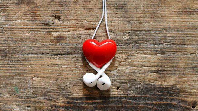 Resultado de imagen de La música es el mejor regalo romántico en el Día de San Valentín