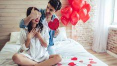 Intenta que tu pareja no descubra la sorpresa que le tienes preparada.