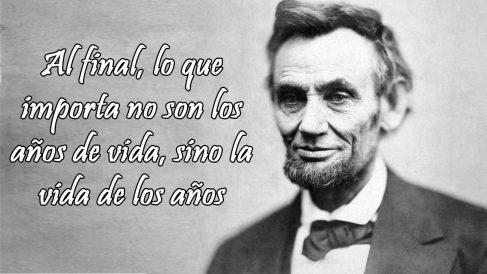 Responsable de abolir la esclavitud en Estados Unidos, el presidente Abraham Lincoln también nos dejó algunas citas para reflexionar