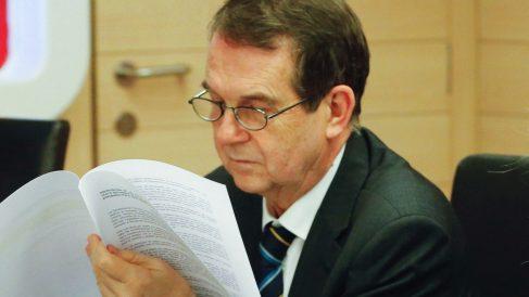 El presidente de la Federación Española de Municipios y Provincias (FEMP), Abel Caballero. (Foto: PSOE)