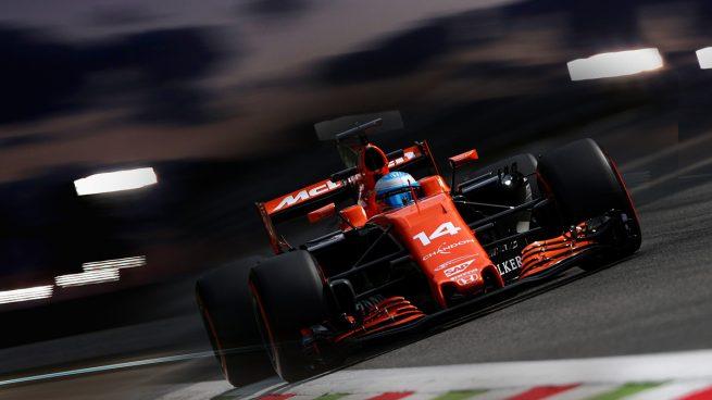 Fernando Alonso se aburre de la Fórmula 1