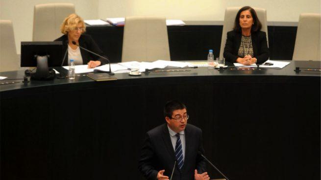 Carmena recurrirá al Supremo la sentencia de la readmisión de la interventora que purgó ilegalmente