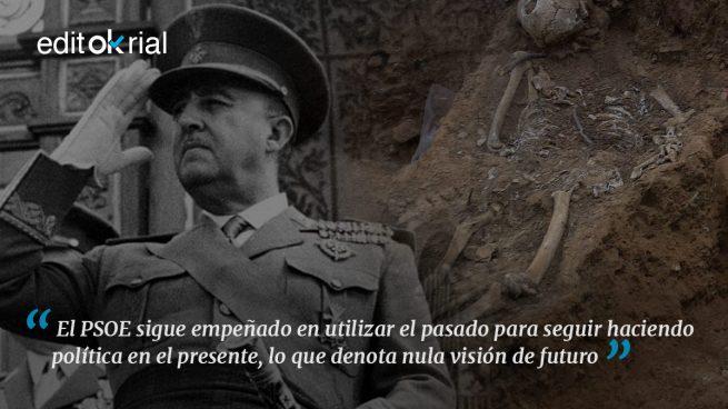 De la dictadura de Franco a la dictadura de la Memoria Histórica