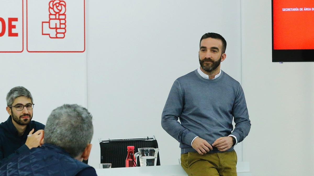 Francisco Polo, ex secretario de Estado de Agenda Digital. (Foto. PSOE)
