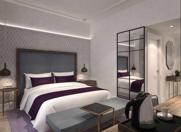 hoteles romanticos madrid