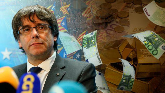 Los inversores catalanes aumentan más de un 100% la compra de metales como activo refugio por el miedo al 'procés'