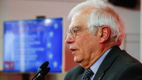 Josep Borrell en una reciente imagen.