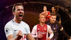 Harry Kane encabeza la lista de delanteros pretendidos por el Real Madrid.